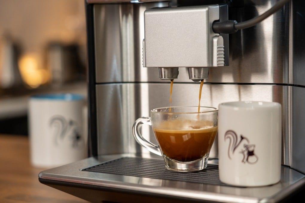 Espressobezug Siemens EQ9